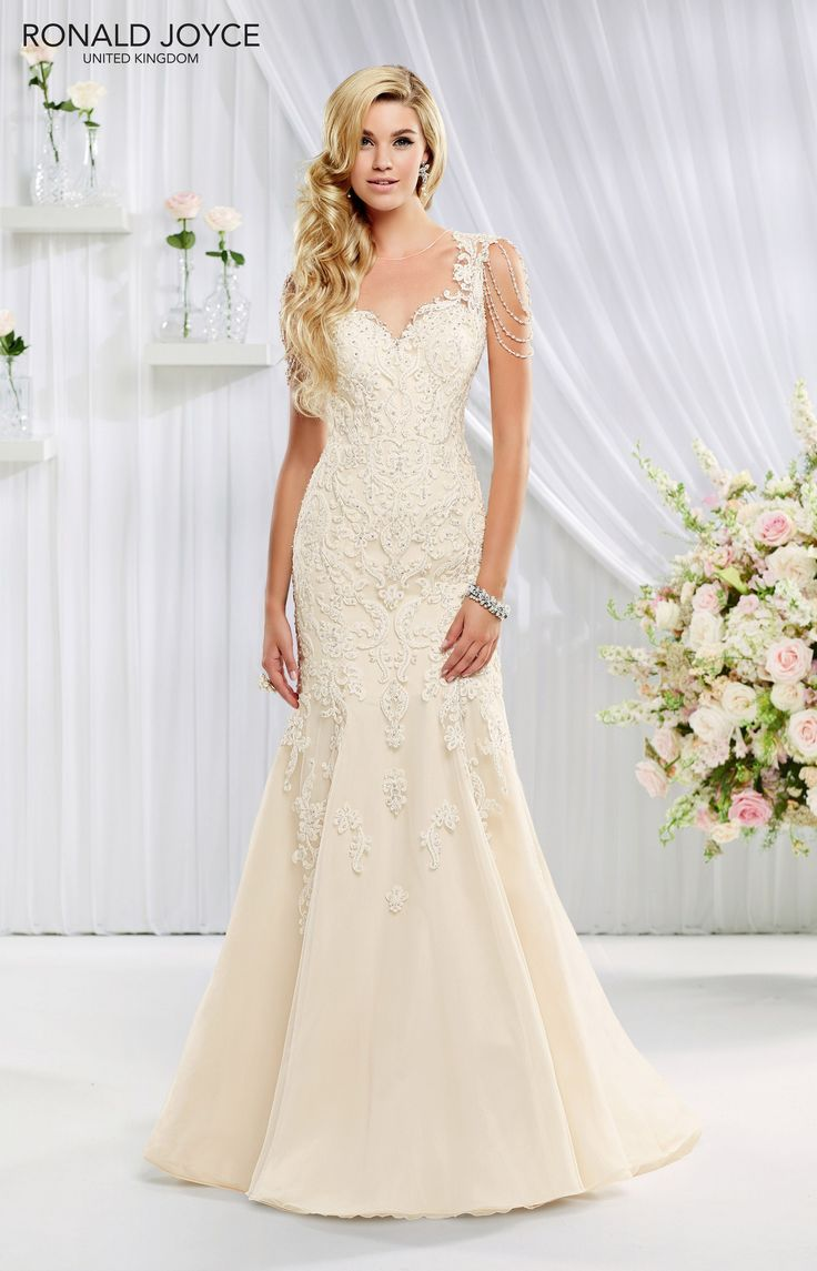 27 best Ronald Joyce images on Pinterest   Wedding dressses ...