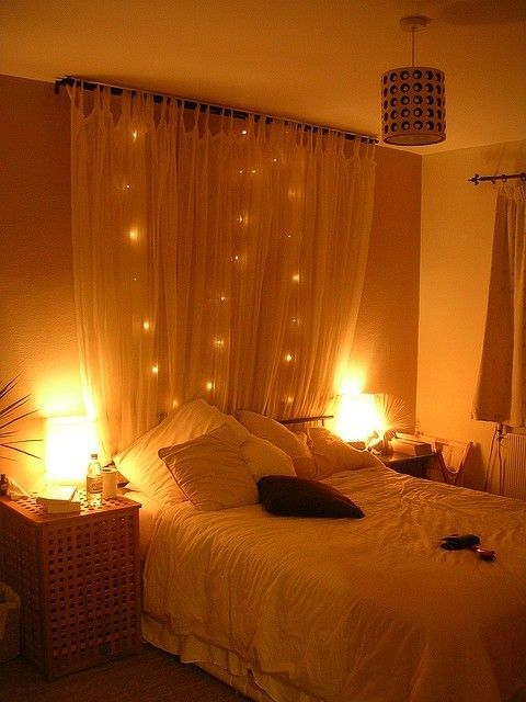 Decorative string lights for bedroom | For the Home ...