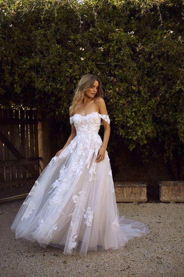 Ml8518 Elora în 2019 Rochii De Mireasa Wedding Gowns Dream