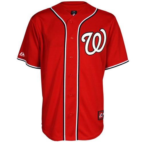 Washington Nationals Replica Bryce Harper Alternate 1
