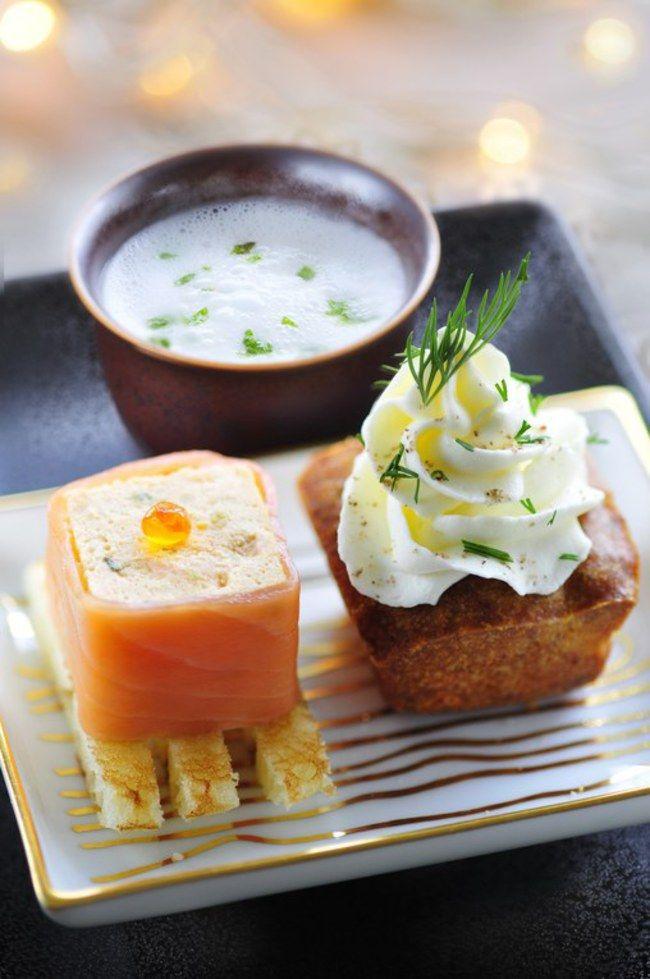 Menu de repas de Noël traditionnel avec une touche de fantaisie : pour bluffer les invités sans les déstabiliser !
