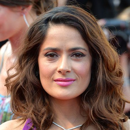 Salma Hayek wiki, affair, married, Lesbian with age, height