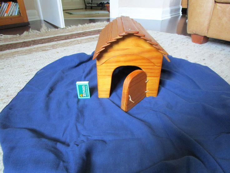 25 best ideas about holzhaus f r kinder on pinterest. Black Bedroom Furniture Sets. Home Design Ideas