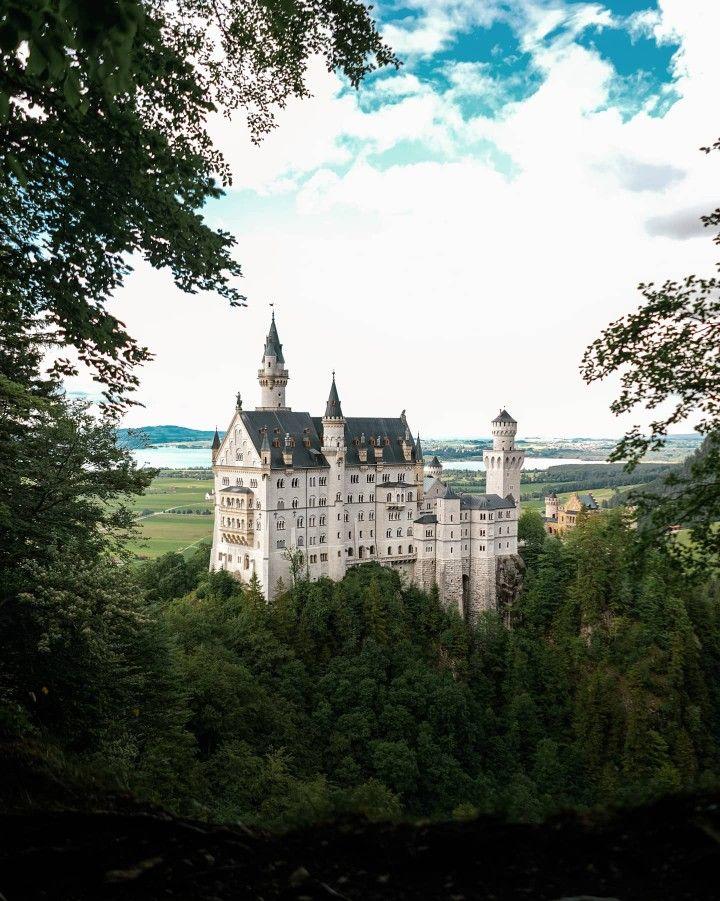 Secret Spot Aussicht Auf Schloss Neuschwanstein In Hohenschwangau Mehr Dazu Bald Auf Dem Blog In 2020 Schloss Neuschwanstein Neuschwanstein Aussicht