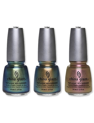 china glaze: Baby, Awesome Colors