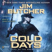 Cold Days: The Dresden Files, Book 14 (Unabridged) | http://paperloveanddreams.com/audiobook/582124377/cold-days-the-dresden-files-book-14-unabridged |