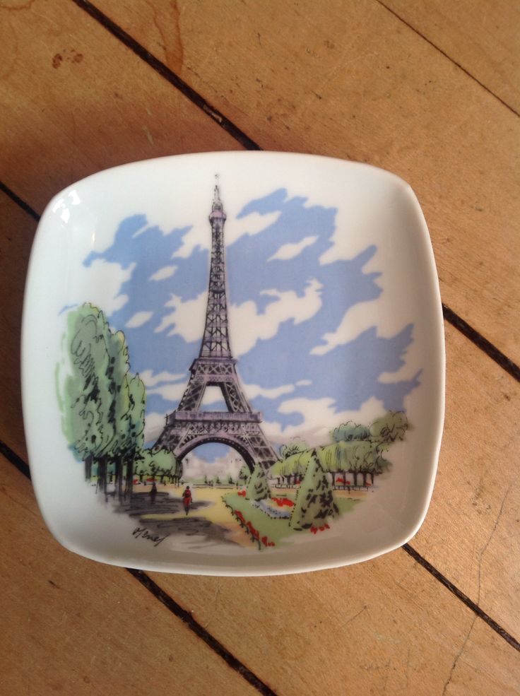 Small Limoges dish
