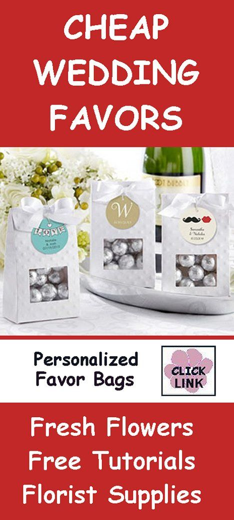 Cheap Wedding Gift Bag Ideas : ... Cheap Wedding Favor Ideas on Pinterest Receptions, Small gifts and