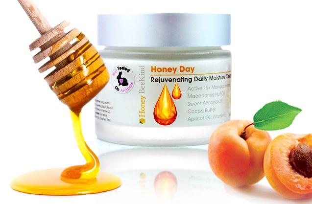 Honey Day - Rejuvinating Daily Moisture Cream with Manuka Honey