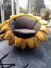 Sunflower chair!