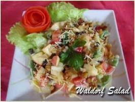 Salad by G-Land Chef