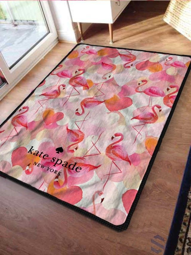 "Hot Cheap Pink Flamingo Custom Kate Spade Blanket 58"" x 80"" Inch Exclusiv Design #Unbranded #Top #Trend #Limited #Edition #Famous #Cheap #New #Best #Seller #Design #Custom #Gift #Birthday #Anniversary #Friend #Graduation #Family #Hot #Limited #Elegant #Luxury #Sport #Special #Hot #Rare #Cool #Cover #Print #On #Valentine #Surprise #Kate #Spade #Blanket"
