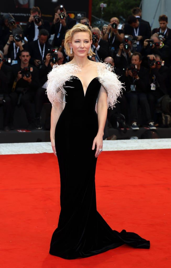 Cate Blanchett Red Carpet Gowns