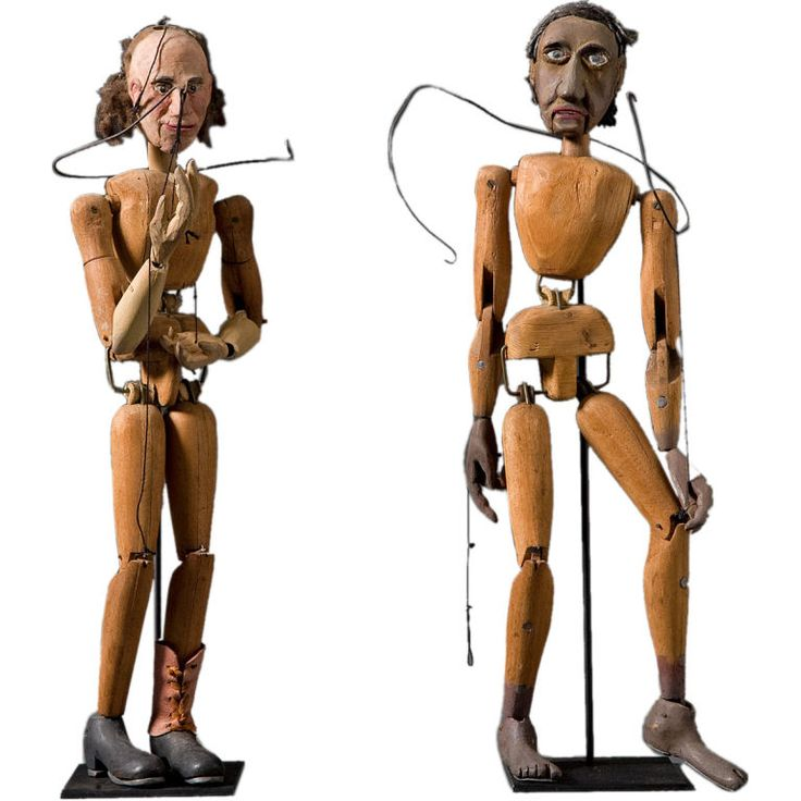Male Marionettes