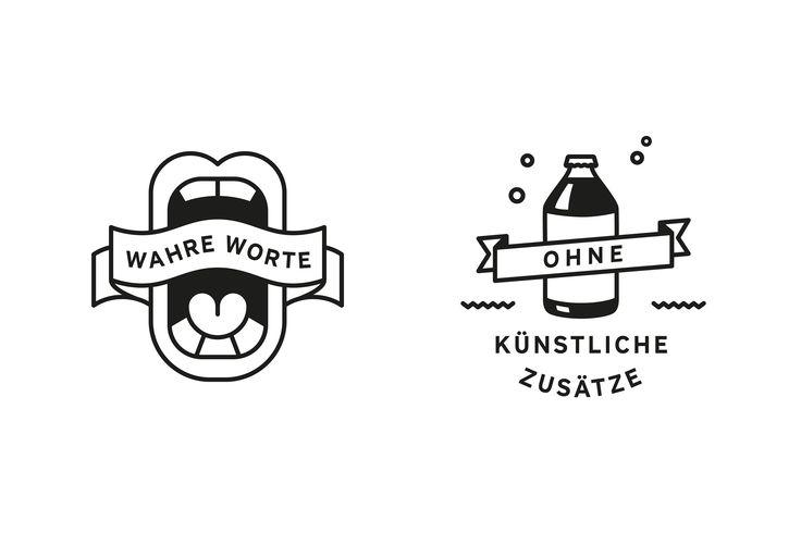 ZEICHEN & WUNDER / Wertvolle Gütesiegel / #newicons #mcbw / by Zeichen & Wunder, München