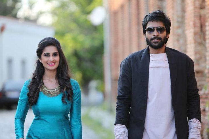 Vikram Prabhu, Shamil Stills From Veera Sivaji Movie