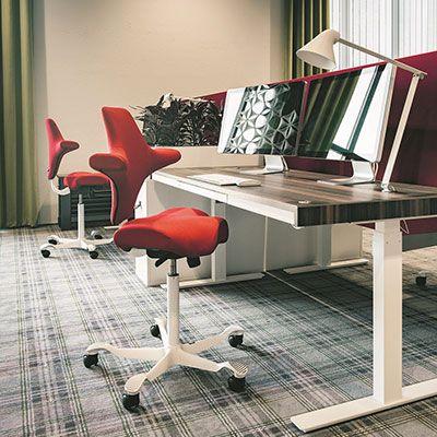 Dormy golf - Scandinavian Business Seating