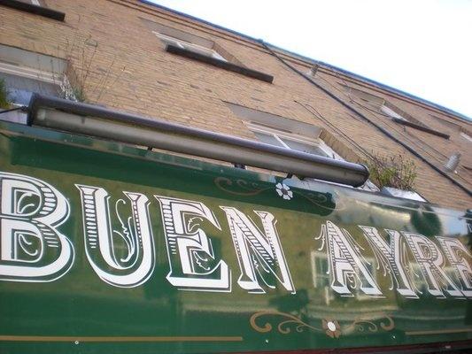 Buen Ayre, Broadway Market, London