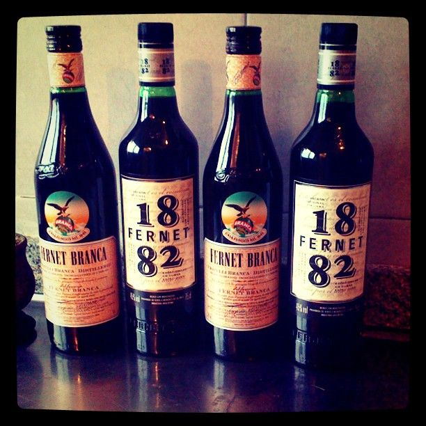 Meanwhile in Argentina... #Fernet