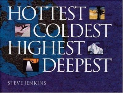 Describes some of the remarkable places on earth, including the hottest, coldest, windiest, snowiest, highest, and deepest.