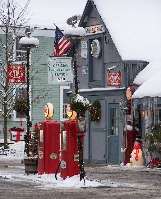 Christmas Time in New England | Flickr - Photo Sharing!