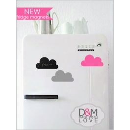 Cloud shaped fridge magnets | Buy Online in South Africa | MzansiStore.com