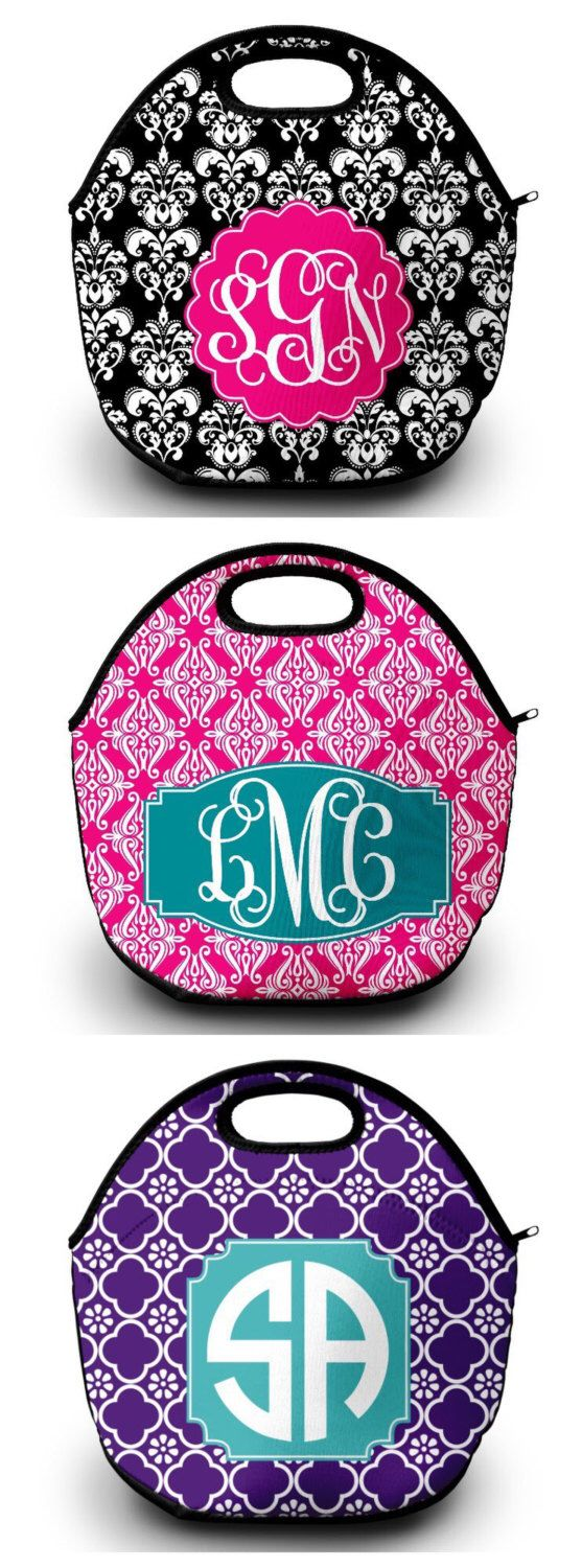 ON SALE NOW - 20% off Lunch Bag, Monogrammed Lunch Box, Monogrammed Lunch Bag, Monogrammed Lunch Tote, Personalized Lunch Tote, Momogrammed by SassySouthernGals on Etsy https://www.etsy.com/listing/200217481/on-sale-now-20-off-lunch-bag-monogrammed