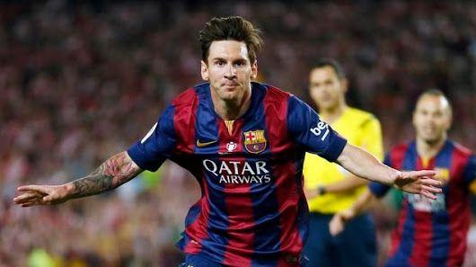 """El último video de Messi: """"No te caigas"""""""