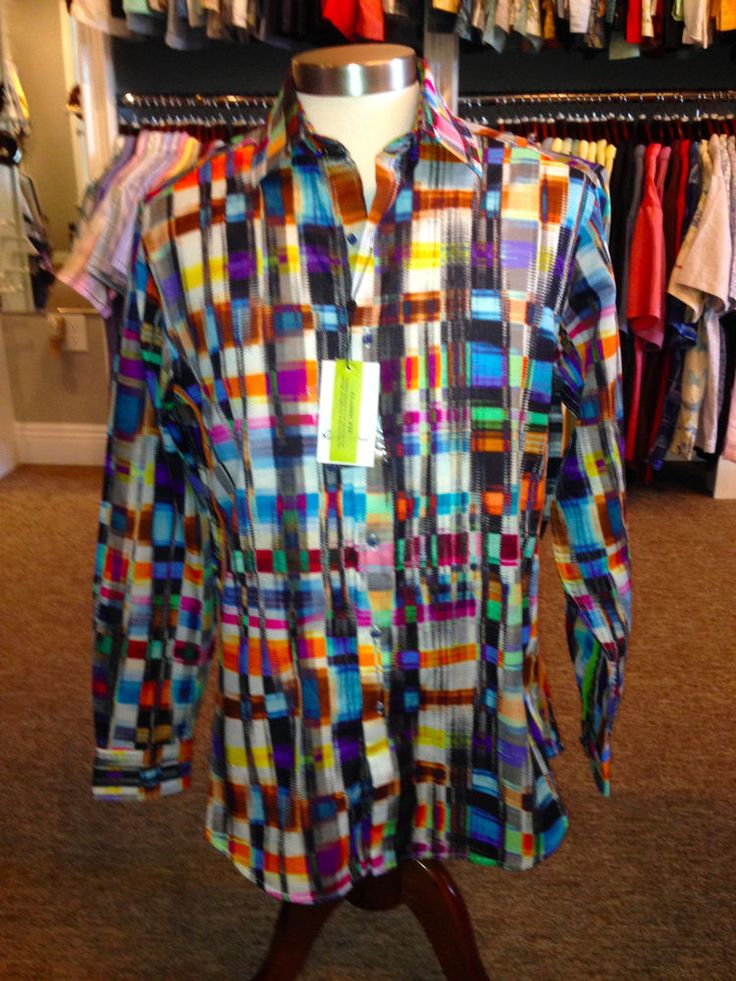 17 best ideas about mens printed shirts on pinterest for Where are robert graham shirts made