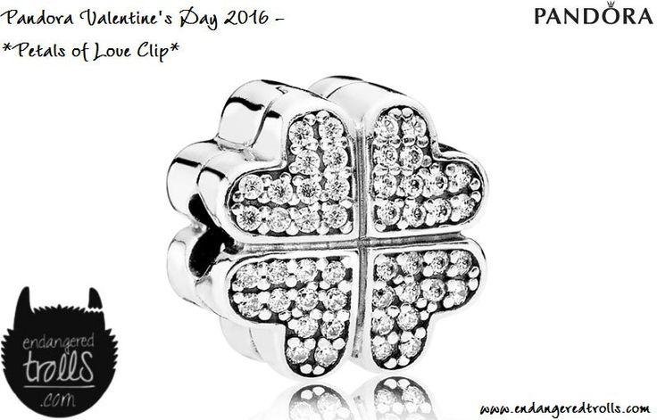 Pandora Petals of Love Clip