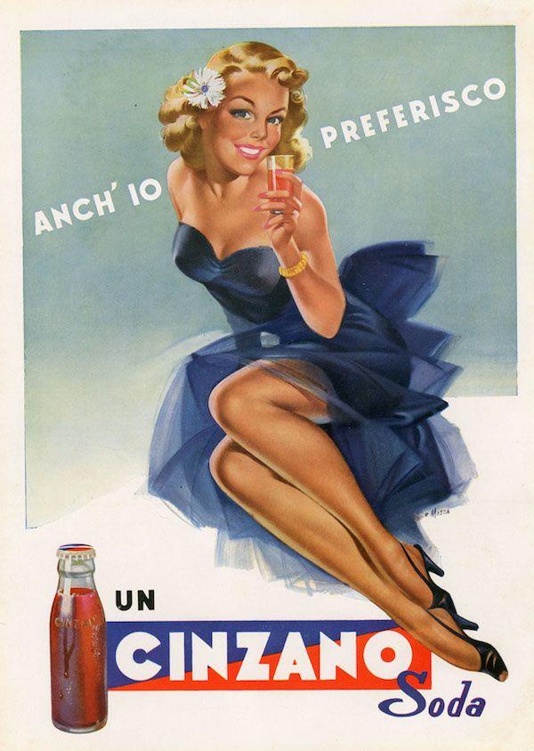 Cinzano, 1951