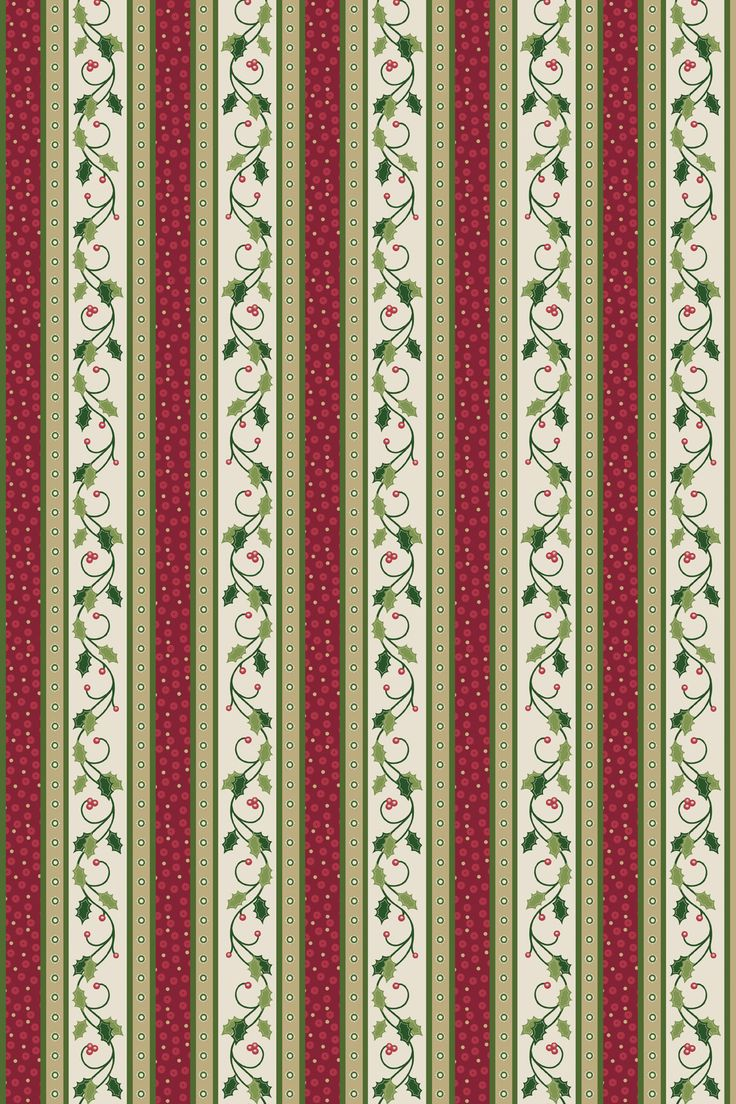 Stocking Stuffer fabric for Northcott .wrapping paper . ..♥..Nims..♥