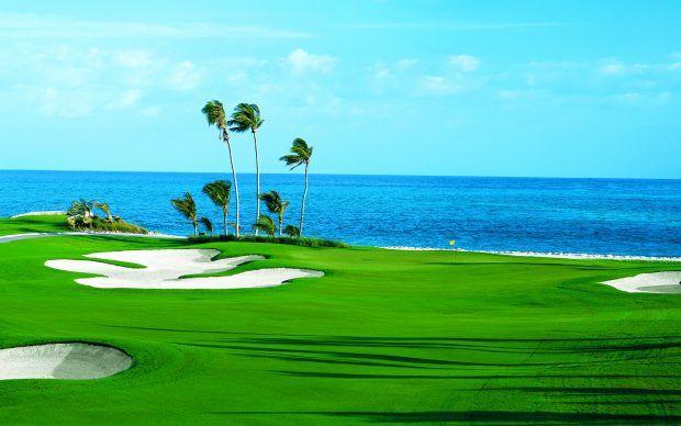 Ocean Club Golf Course Hole 7 Peninsula Golf Courses Myrtle Beach Golf Golf