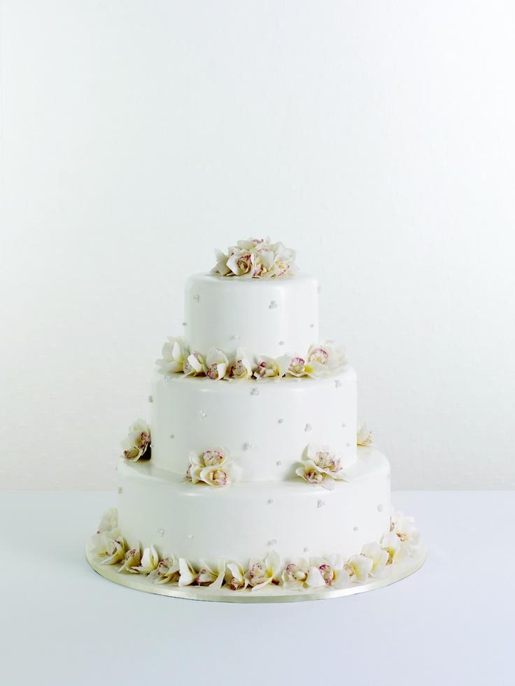Pelit düğün pastası