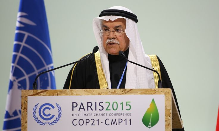 Saudi Arabia accused of trying to wreck Paris climate deal One of the world's largest oil producers is getting in the way of a deal and making implausible objections, say delegates and campaigners