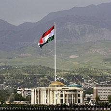 azerbaijan flag pole