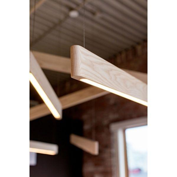 Line Light 60 Linear Pendant Light by Matthew McCormick Studio | Its Thyme