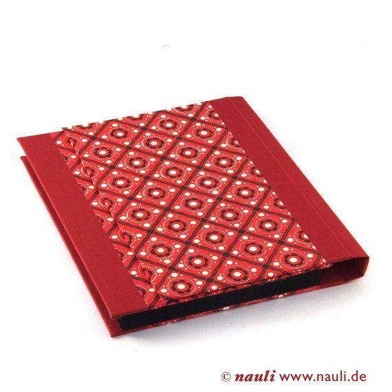 items similar to accordion folder memo pocket red black pinny pattern on etsy - Accordion Folder