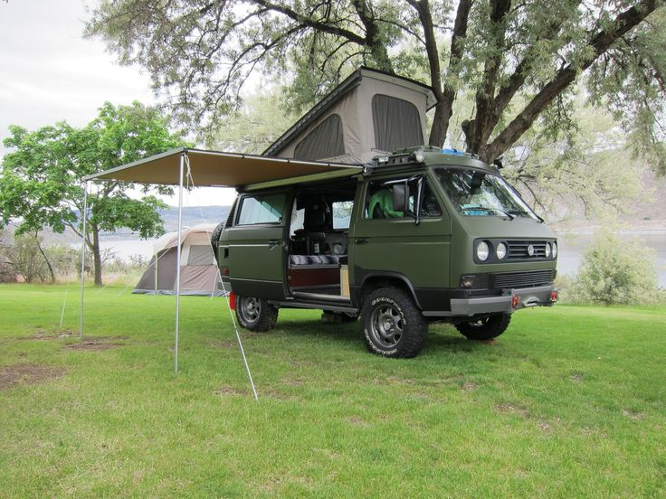 Volkswagen Vanagon Westfalia and Syncro Accessories and Parts - MULE ADVENTURE OUTFITTERS
