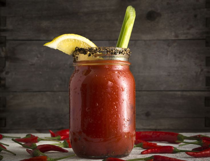 Bloody Ceasar #recettesduqc #boisson #cocktail