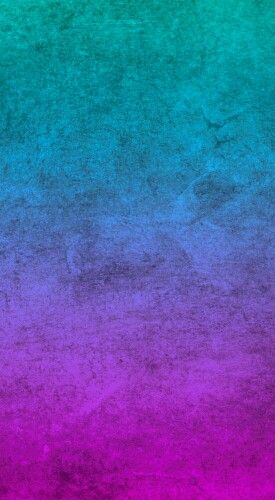 Pink blue purple ombre