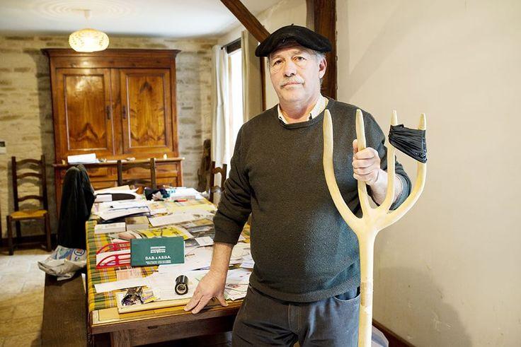 Tour de France, Charroux: tra gli agricoltori travolti dalla crisi