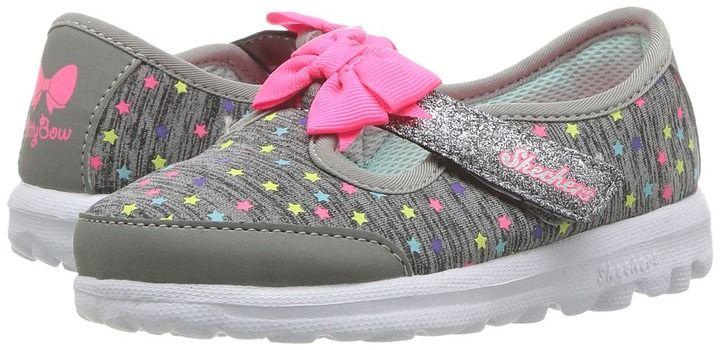 Skechers Go Walk 81148N Girl's Shoes