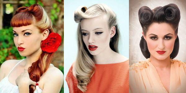 Hot γυναίκες με μαλλιά από μια άλλη εποχή!