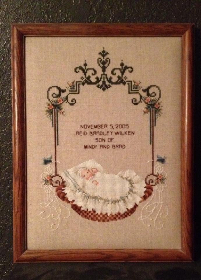 50 best images about Cross Stitch Baby and Children on ...