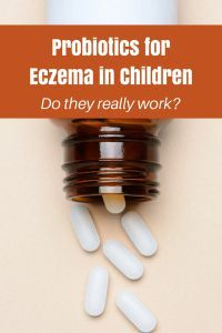 Probiotics for Eczema in Children
