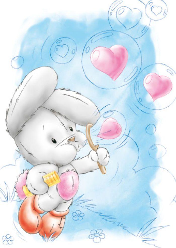 Bubbles for heaven
