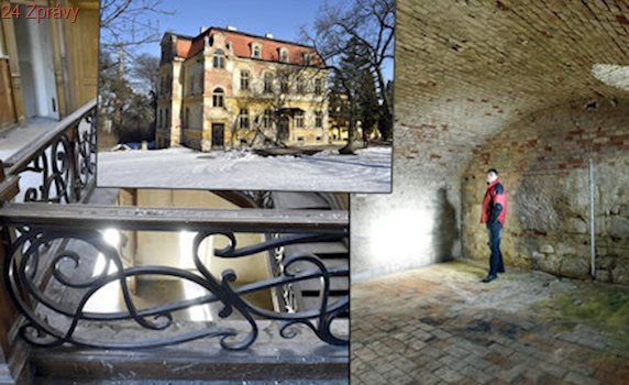 Opuštěná místa: Vila legendárního moravského truhláře, který změnil nábytek v celém světě
