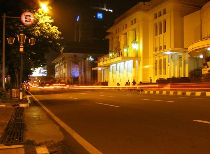 Bandung Heritage. GEDUNG MERDEKA