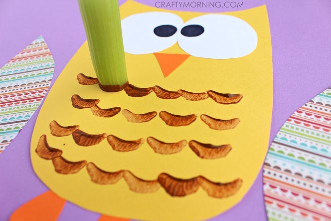 celery owl